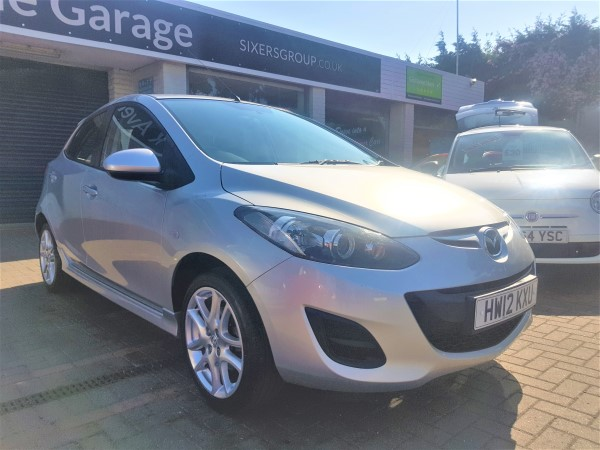Image of Mazda 2 Used Car For Sale on the Isle of Wight for Vehicle 7044