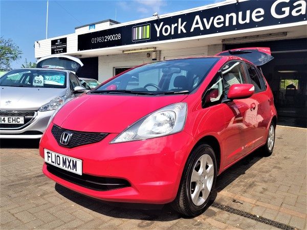 Image of Honda Jazz Used Car For Sale on the Isle of Wight for Vehicle 7047