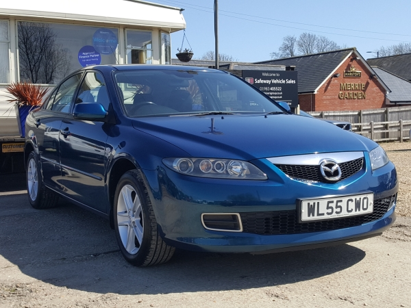 Image of Mazda 6 Used Car For Sale on the Isle of Wight for Vehicle 7055