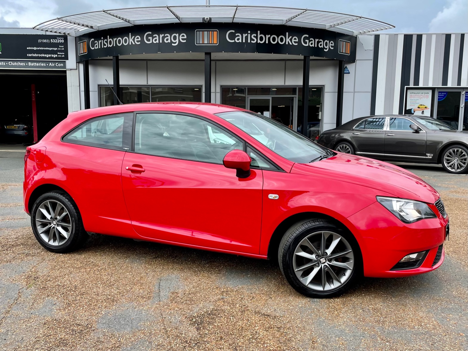 Car For Sale Seat Ibiza - VF15SYS Sixers Group Image #0