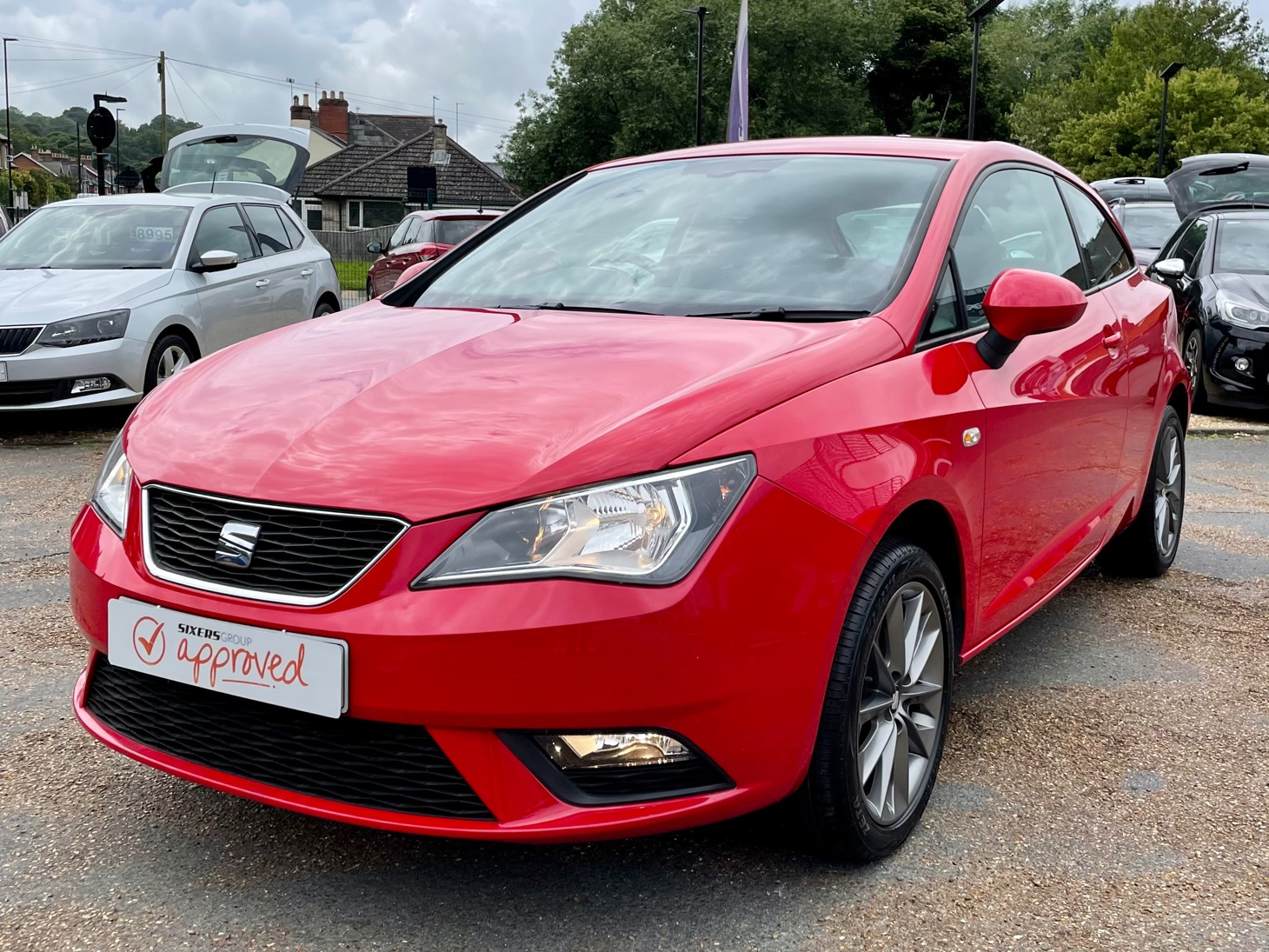 Car For Sale Seat Ibiza - VF15SYS Sixers Group Image #1