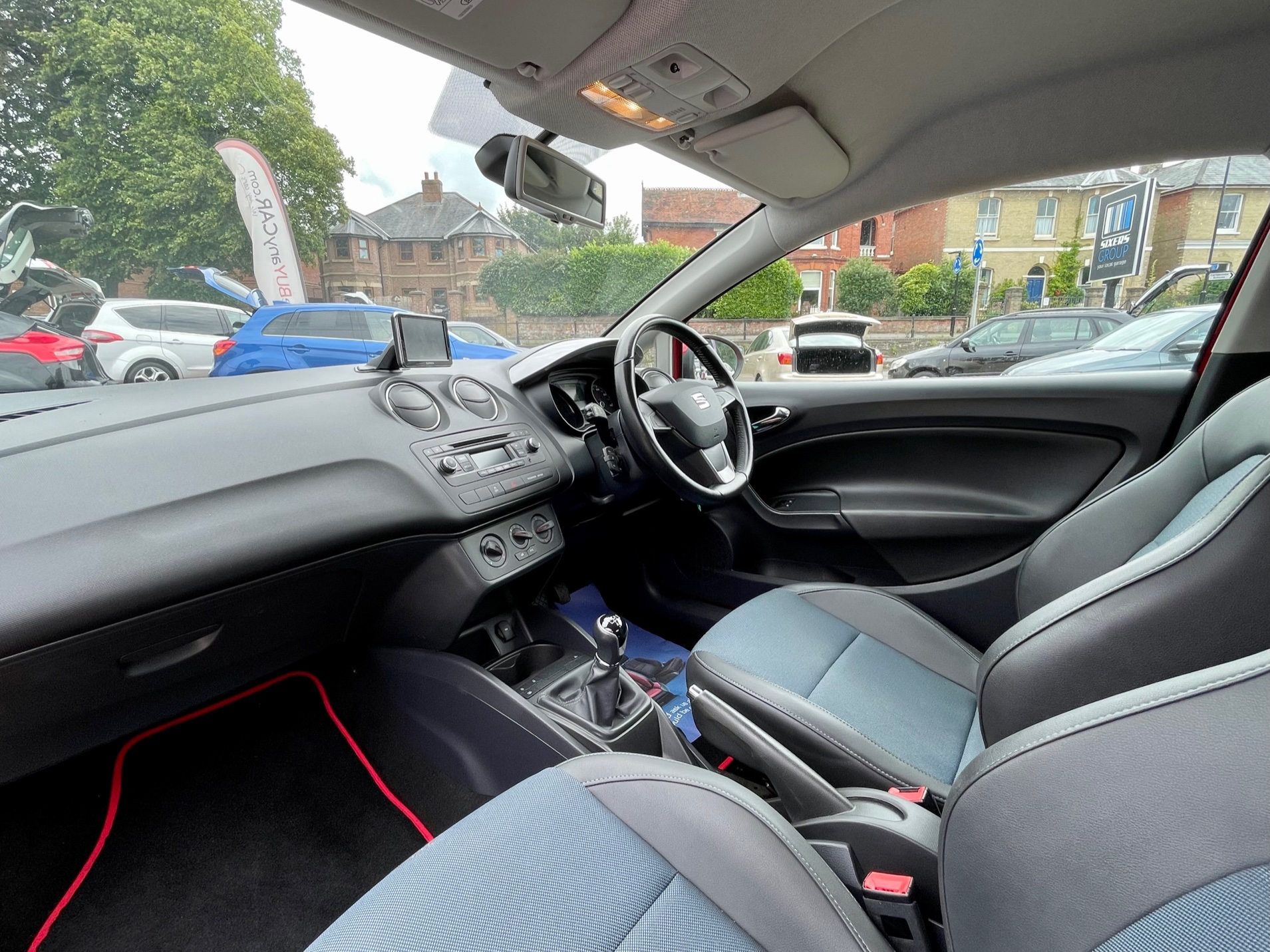 Car For Sale Seat Ibiza - VF15SYS Sixers Group Image #2