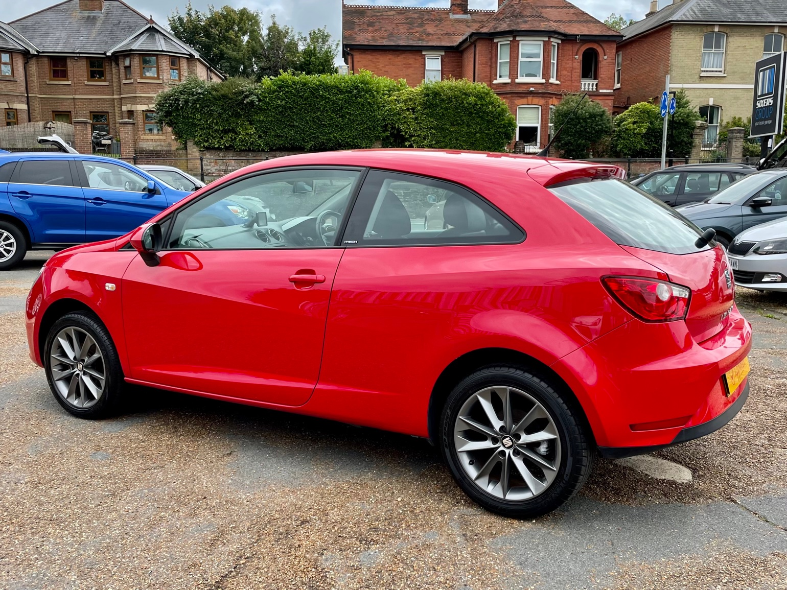 Car For Sale Seat Ibiza - VF15SYS Sixers Group Image #4