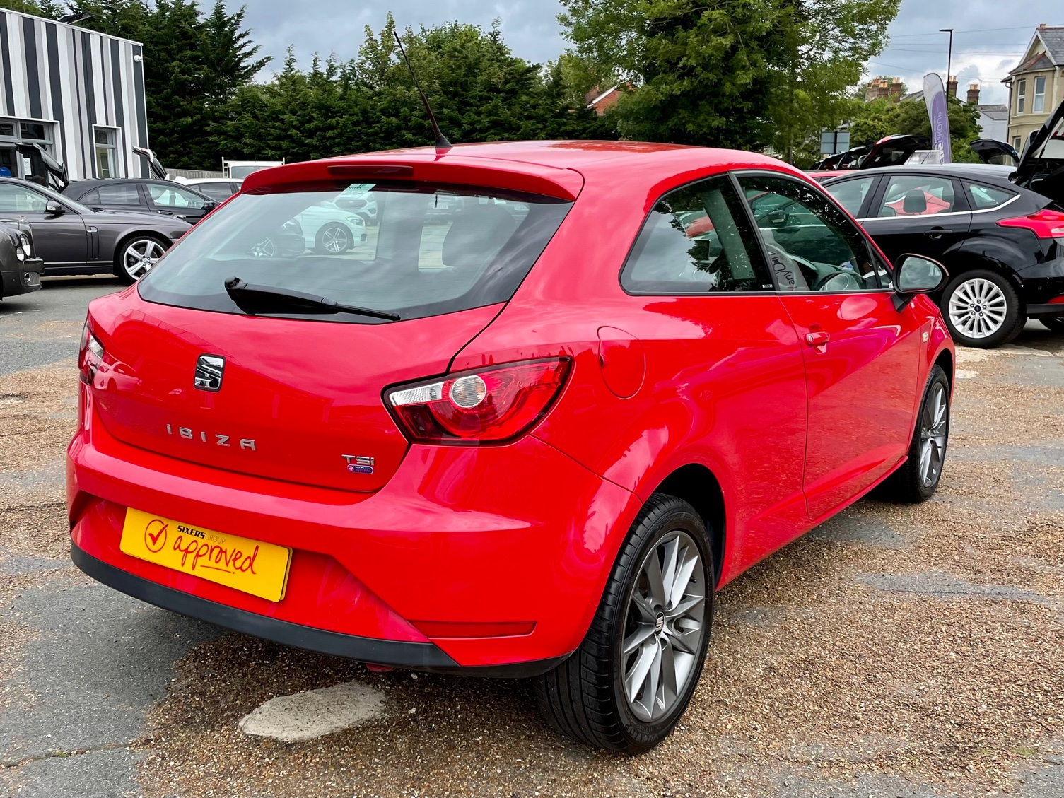Car For Sale Seat Ibiza - VF15SYS Sixers Group Image #5