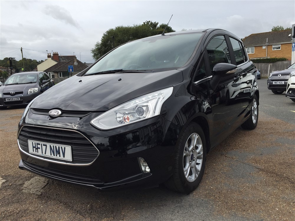 Image of Ford B-Max Used Car For Sale on the Isle of Wight for Vehicle 7077