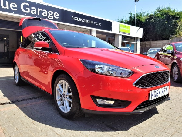 Image of Ford Focus Used Car For Sale on the Isle of Wight for Vehicle 7078