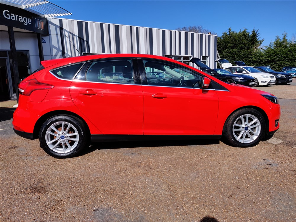 Car For Sale Ford Focus - HF65NYY Sixers Group Image #1