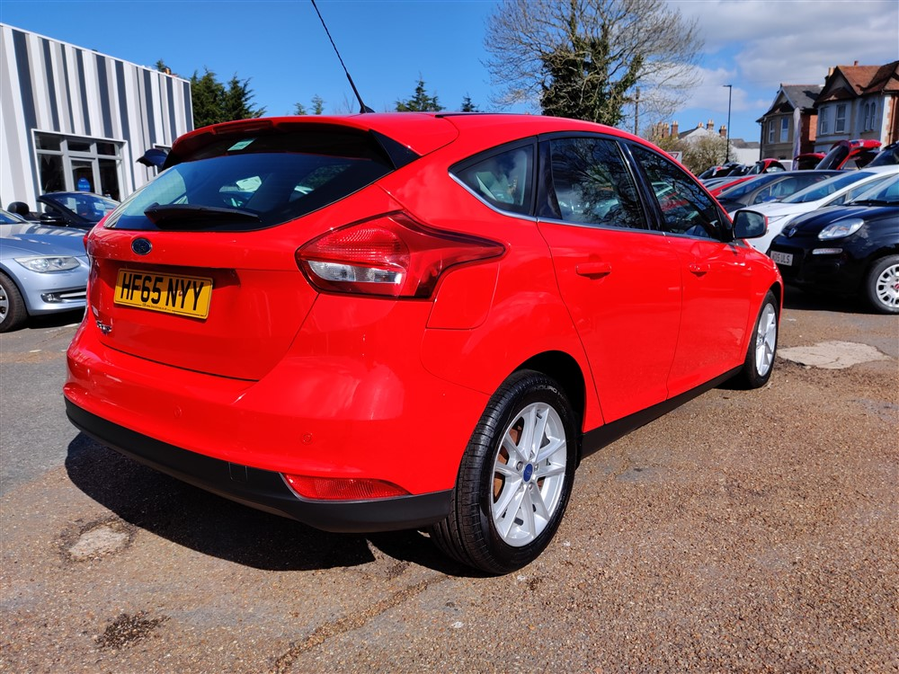 Car For Sale Ford Focus - HF65NYY Sixers Group Image #2
