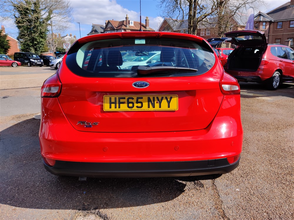 Car For Sale Ford Focus - HF65NYY Sixers Group Image #3