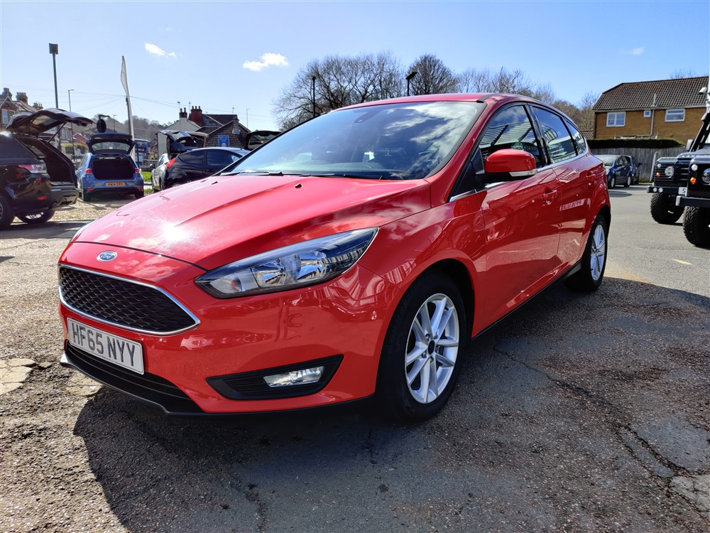 Car For Sale Ford Focus - HF65NYY Sixers Group Image #6