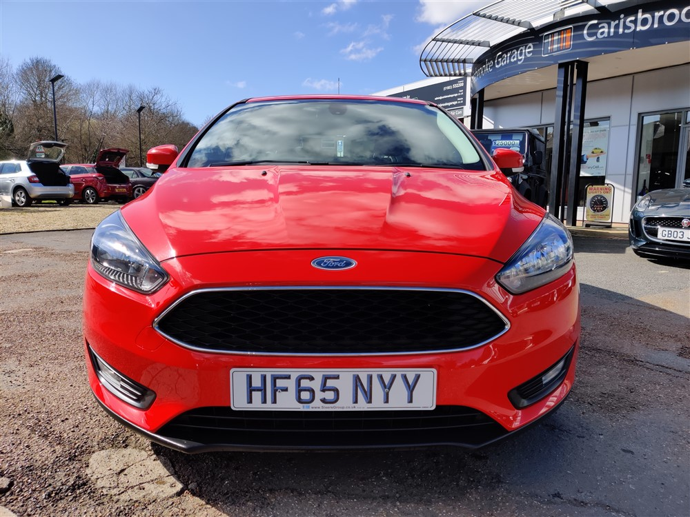Car For Sale Ford Focus - HF65NYY Sixers Group Image #7