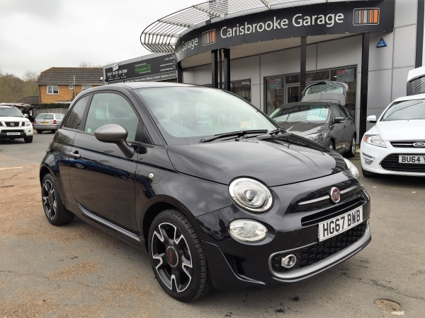 Image of Fiat 500 Used Car For Sale on the Isle of Wight for Vehicle 7080