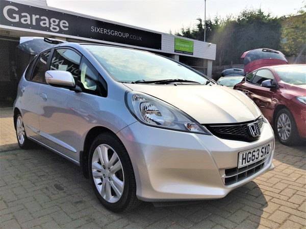 Image of Honda Jazz Used Car For Sale on the Isle of Wight for Vehicle 7081