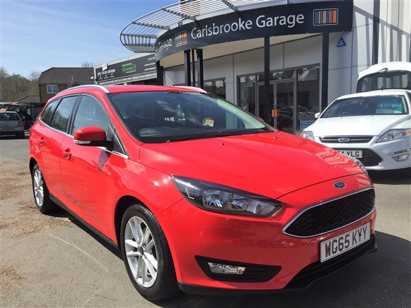 Image of Ford Focus Estate Used Car For Sale on the Isle of Wight for Vehicle 7082
