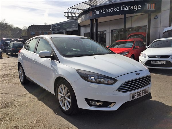 Image of Ford Focus Used Car For Sale on the Isle of Wight for Vehicle 7083