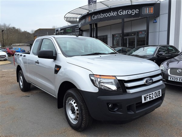 Image of Ford Ranger Used Car For Sale on the Isle of Wight for Vehicle 7085