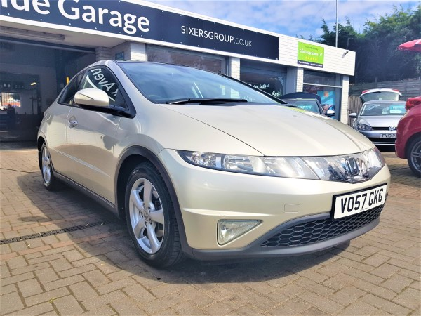 Image of Honda Civic Used Car For Sale on the Isle of Wight for Vehicle 7090