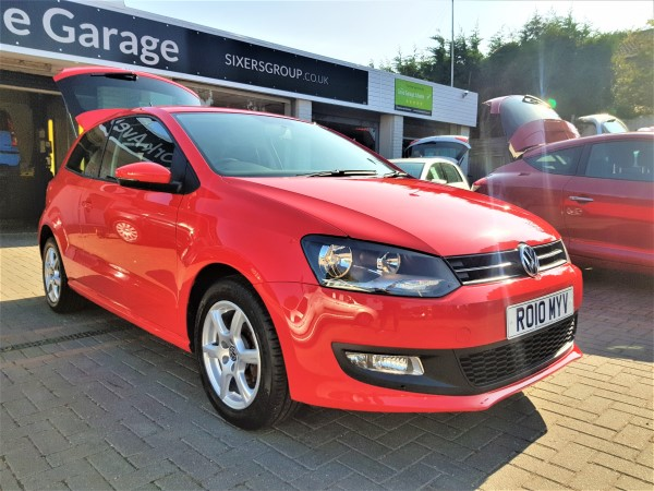 Image of Volkswagen Polo Used Car For Sale on the Isle of Wight for Vehicle 7097