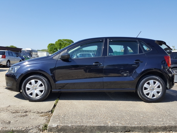 Image of Volkswagen Polo Used Car For Sale on the Isle of Wight for Vehicle 7099