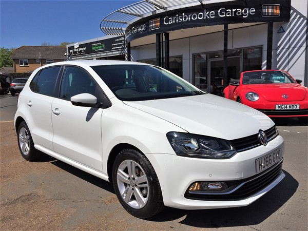Image of Volkswagen Polo Used Car For Sale on the Isle of Wight for Vehicle 7107