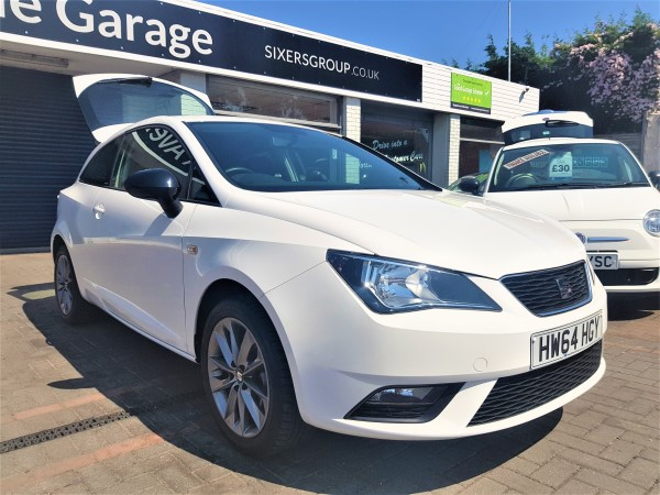Image of SEAT Ibiza Used Car For Sale on the Isle of Wight for Vehicle 7108