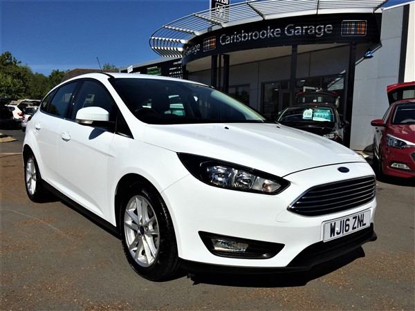 Image of Ford Focus Used Car For Sale on the Isle of Wight for Vehicle 7116
