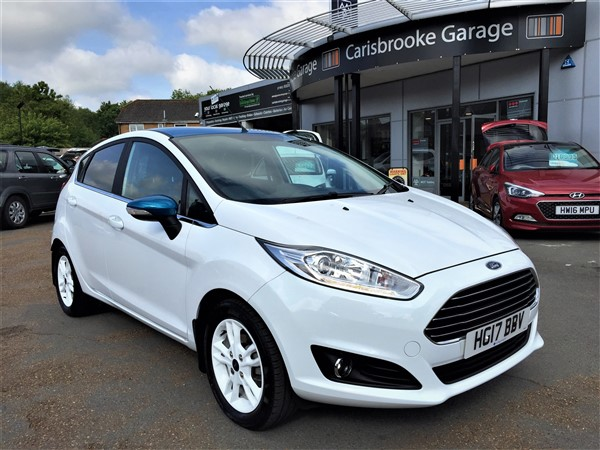 Image of Ford Fiesta Used Car For Sale on the Isle of Wight for Vehicle 7124