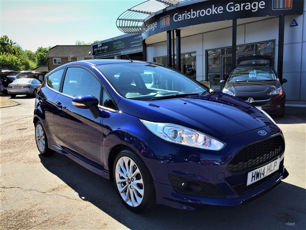 Image of Ford Fiesta Used Car For Sale on the Isle of Wight for Vehicle 7126