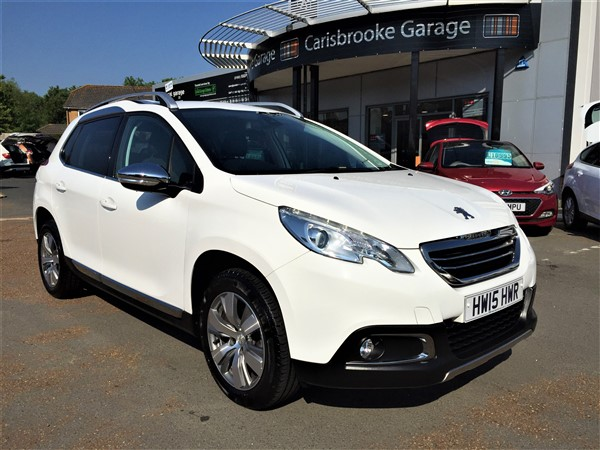 Image of Peugeot 2008 Used Car For Sale on the Isle of Wight for Vehicle 7130