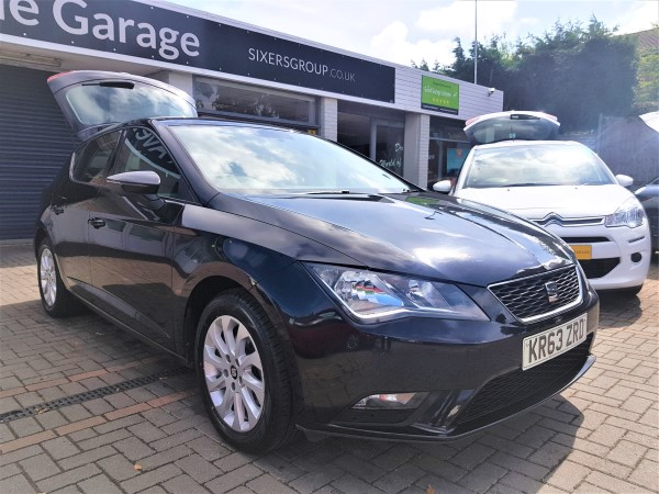 Image of SEAT Leon Used Car For Sale on the Isle of Wight for Vehicle 7132