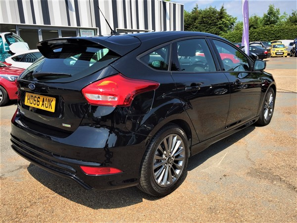 Image of Ford Focus Used Car For Sale on the Isle of Wight for Vehicle 7134