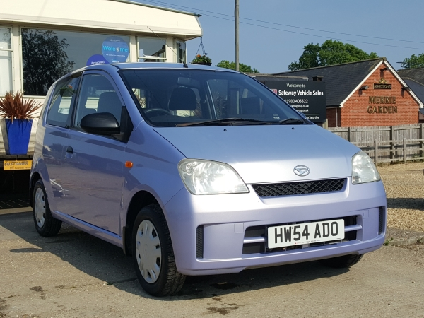 Image of Daihatsu Charade Used Car For Sale on the Isle of Wight for Vehicle 7135