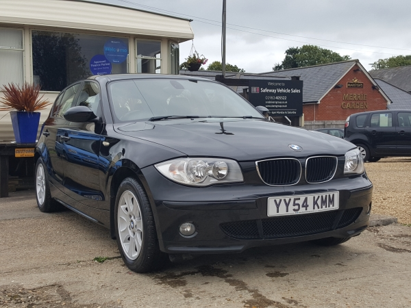 Image of BMW 1 Series Used Car For Sale on the Isle of Wight for Vehicle 7136