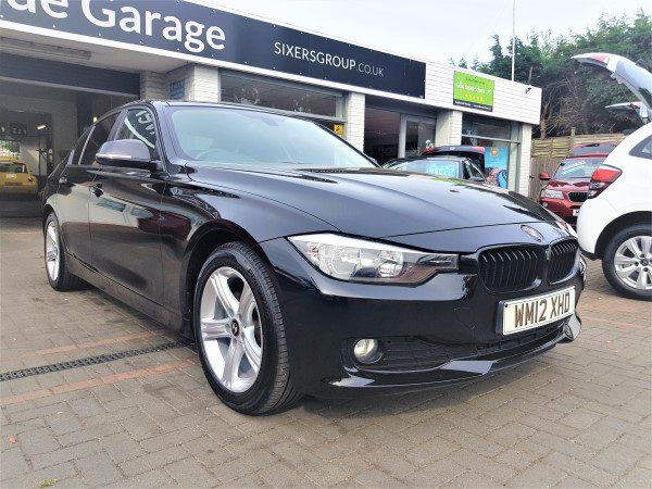 Image of BMW 320 D Used Car For Sale on the Isle of Wight for Vehicle 7144