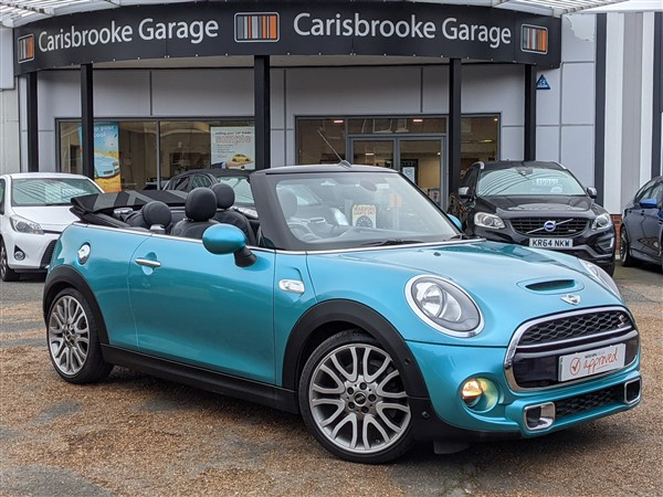 Car For Sale Mini Cooper S Convertible - LP16YGR Sixers Group Image #0