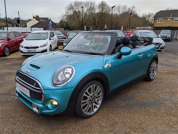 Car For Sale Mini Cooper S Convertible - LP16YGR Sixers Group Image #3