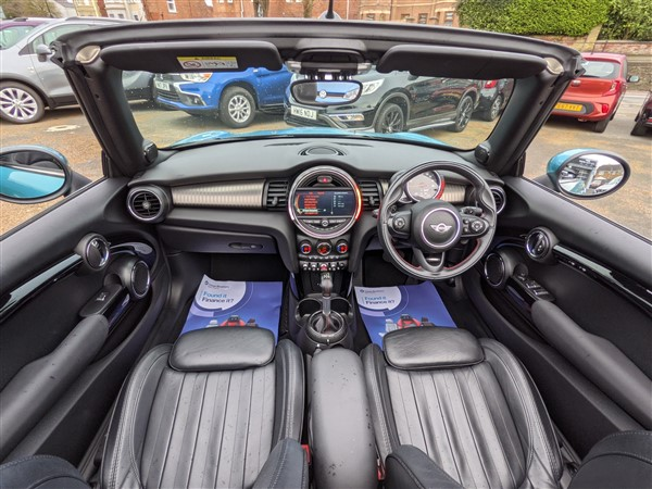 Car For Sale Mini Cooper S Convertible - LP16YGR Sixers Group Image #20