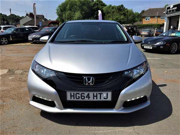 Image of Honda Civic Used Car For Sale on the Isle of Wight for Vehicle 7153