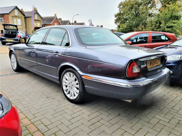 Image of Jaguar XJ Used Car For Sale on the Isle of Wight for Vehicle 7155