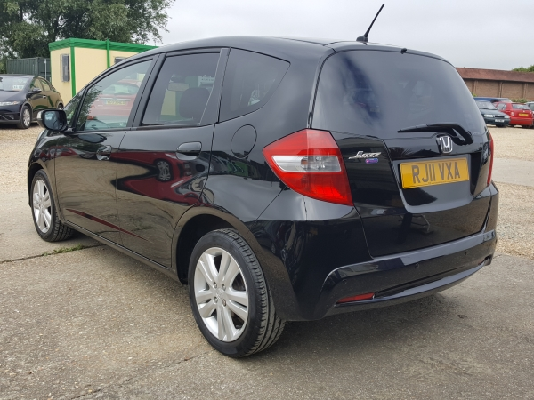 Image of Honda Jazz Used Car For Sale on the Isle of Wight for Vehicle 7161