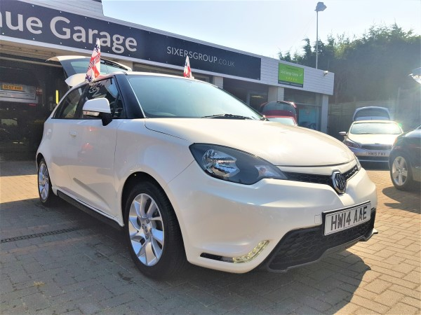 Image of MG 3 Used Car For Sale on the Isle of Wight for Vehicle 7162