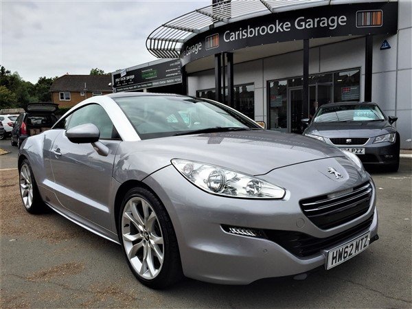 Image of Peugeot RCZ  Used Car For Sale on the Isle of Wight for Vehicle 7163