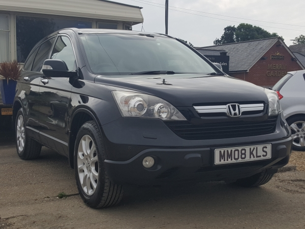 Image of Honda CRV Used Car For Sale on the Isle of Wight for Vehicle 7168