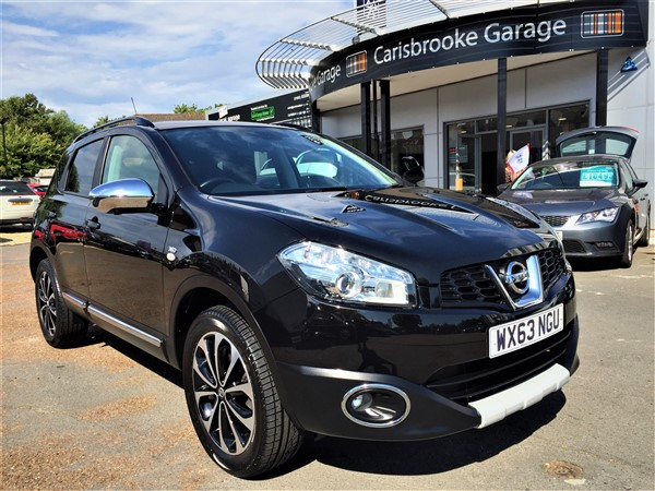 Image of Nissan Qashqai Used Car For Sale on the Isle of Wight for Vehicle 7169
