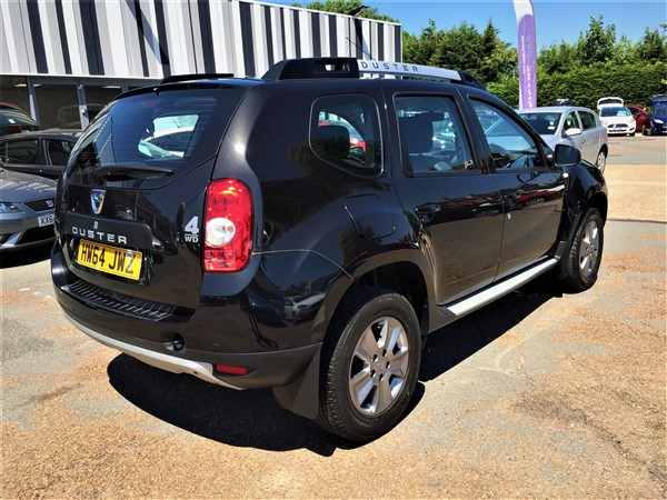 Image of Dacia Duster Used Car For Sale on the Isle of Wight for Vehicle 7173