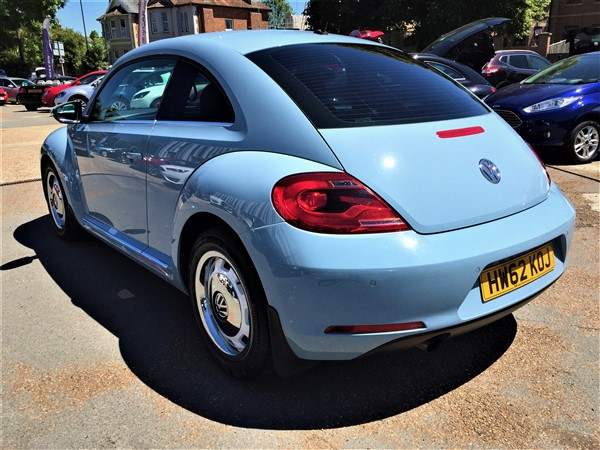 Image of Volkswagen Beetle Used Car For Sale on the Isle of Wight for Vehicle 7175