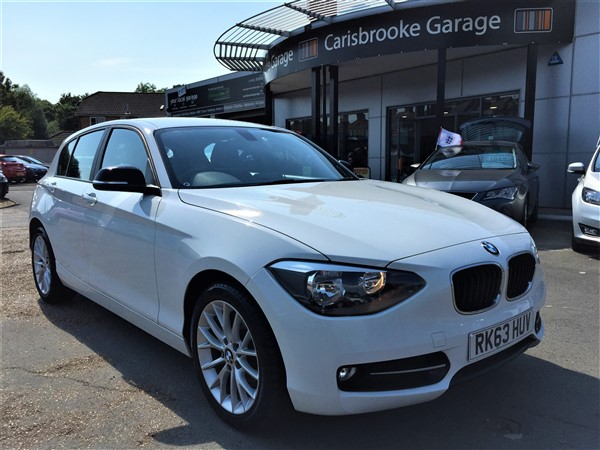 Image of BMW 1 Series Used Car For Sale on the Isle of Wight for Vehicle 7181