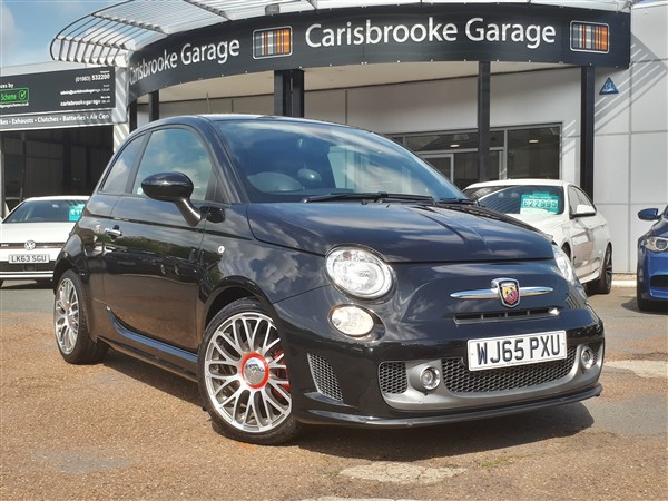 Image of Abarth 595 Used Car For Sale on the Isle of Wight for Vehicle 7182