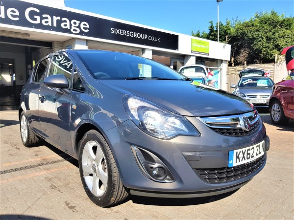 Image of Vauxhall Corsa Used Car For Sale on the Isle of Wight for Vehicle 7183
