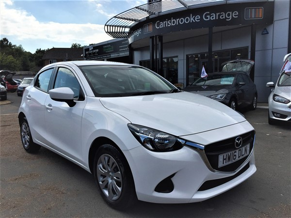 Image of Mazda 2 Used Car For Sale on the Isle of Wight for Vehicle 7184
